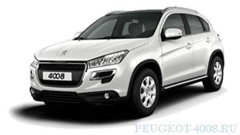 Peugeot 4008 Access
