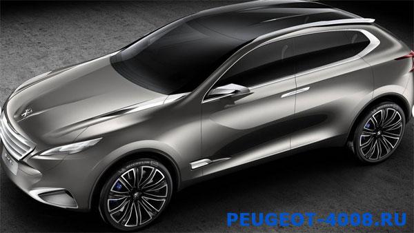Peugeot 6008
