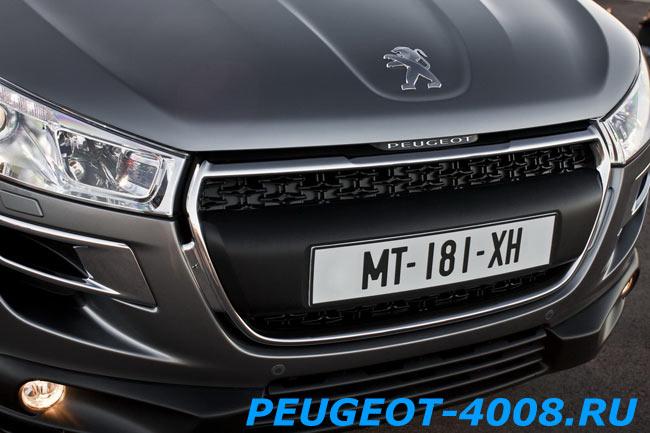 Морда Peugeot 4008