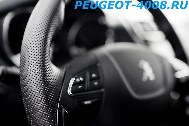 Рулевое колесо Peugeot 4008